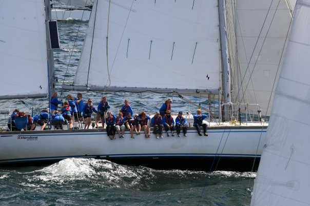 Donate to the Rona Sailing Project