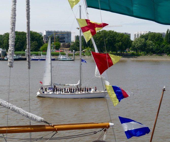 Rona II - Antwerp