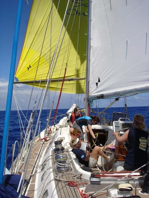 Sponsor the Rona Sailing Project