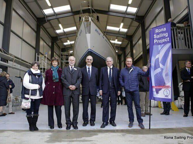 New Facilities at the Rona Sailing Project